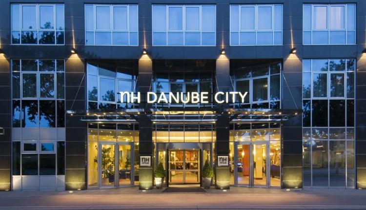 Nh Hotel Wien Danube