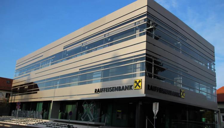 Raiffeisenbank Graz – St. Peter