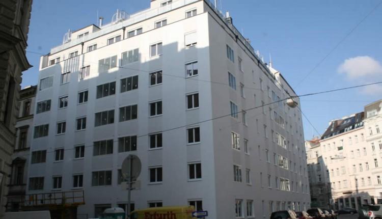 Wohnanlage Alserbachstraße