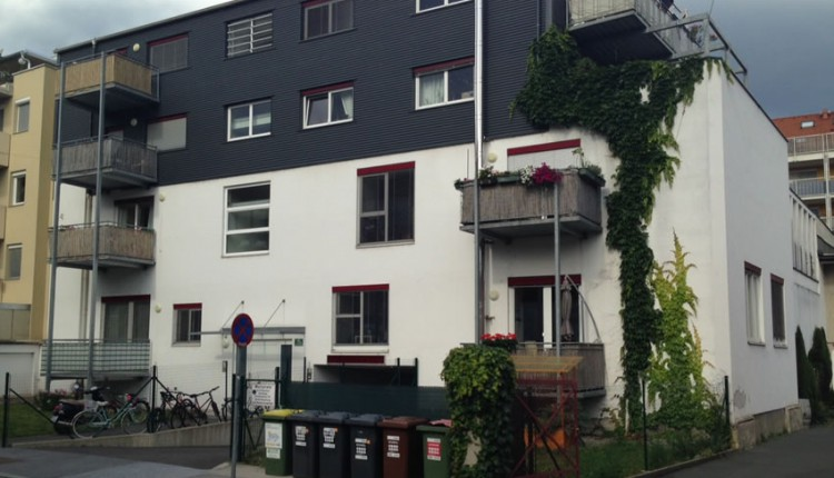 Wohnanlage Graz